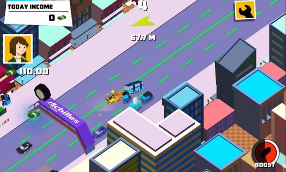 Crazy Traffic Taxi Ekran Görüntüleri - 6