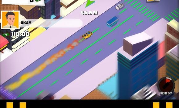 Crazy Traffic Taxi Ekran Görüntüleri - 5