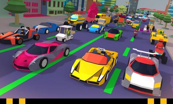 Crazy Traffic Taxi Ekran Görüntüleri - 4