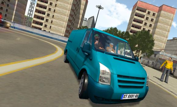 Crime Transporter Ekran Görüntüleri - 1
