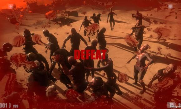 Crimson Earth Ekran Görüntüleri - 11