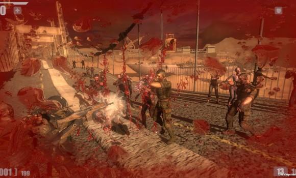 Crimson Earth Ekran Görüntüleri - 10