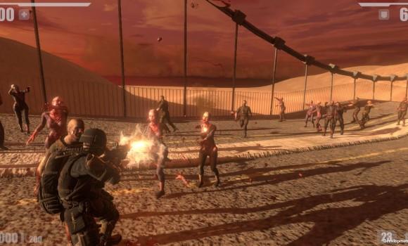 Crimson Earth Ekran Görüntüleri - 9