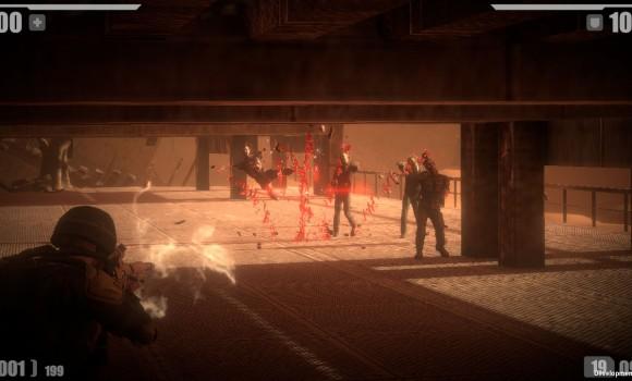 Crimson Earth Ekran Görüntüleri - 6