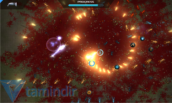 Crimsonland Ekran Görüntüleri - 1