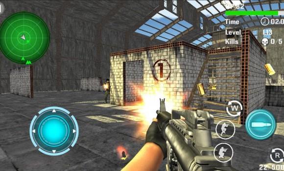 Critical Strike Killer Shooter Ekran Görüntüleri - 6