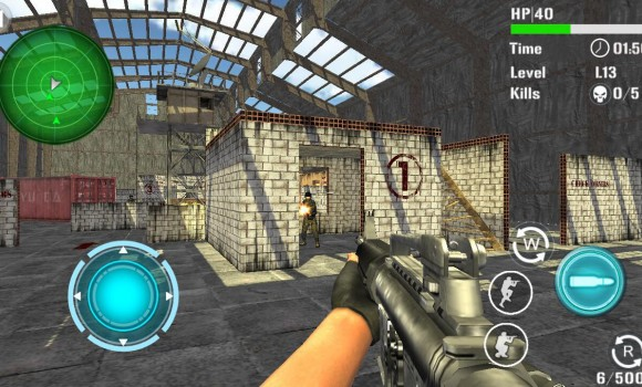 Critical Strike Killer Shooter Ekran Görüntüleri - 5