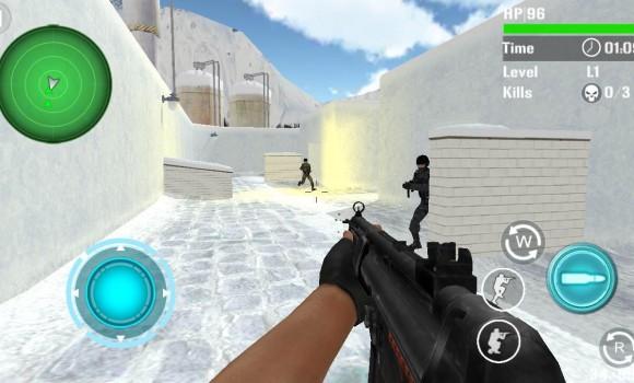 Critical Strike Killer Shooter Ekran Görüntüleri - 7