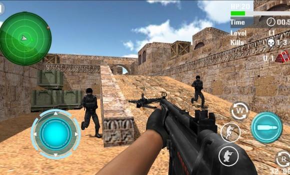 Critical Strike Killer Shooter Ekran Görüntüleri - 4