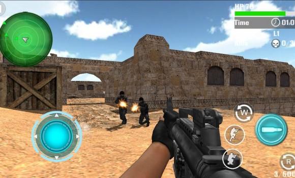 Critical Strike Killer Shooter Ekran Görüntüleri - 3