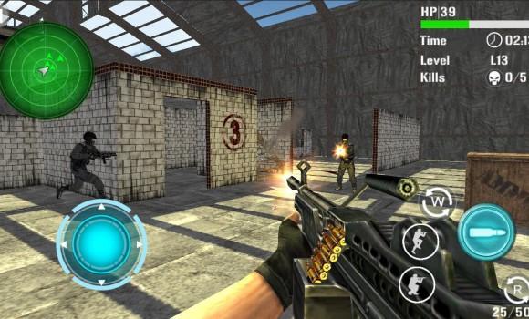 Critical Strike Killer Shooter Ekran Görüntüleri - 2