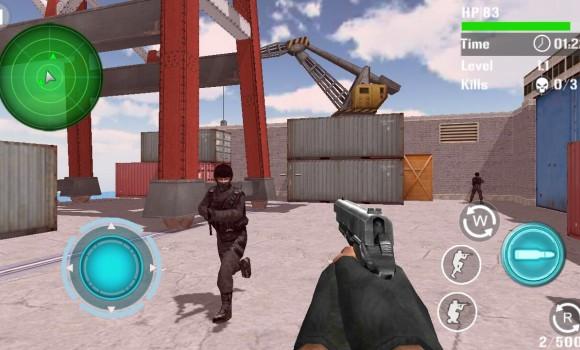 Critical Strike Killer Shooter Ekran Görüntüleri - 1