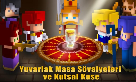 Cube Knight: Battle of Camelot Ekran Görüntüleri - 2