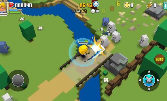 Cube Knight: Battle of Camelot Ekran Görüntüleri - 1