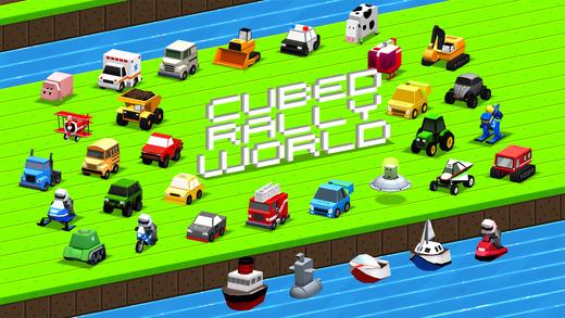 Cubed Rally World Ekran Görüntüleri - 5