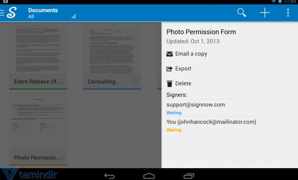 CudaSign Ekran Görüntüleri - 4