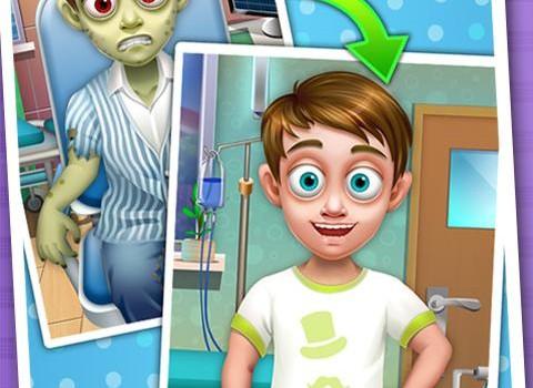 Cure Zombies Now Ekran Görüntüleri - 1