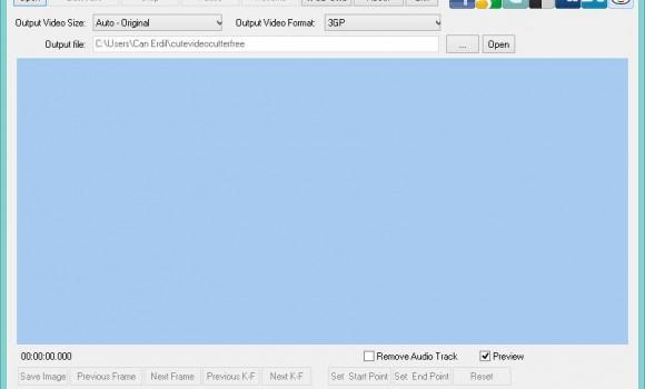 Cute Video Cutter Ekran Görüntüleri - 2