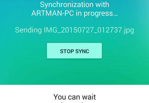DAEMON Sync Ekran Görüntüleri - 1