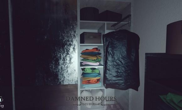Damned Hours Ekran Görüntüleri - 1