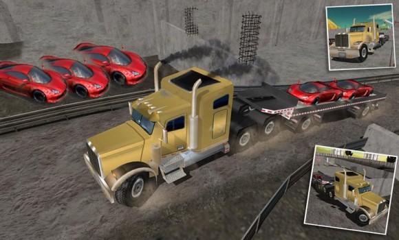 Damperli Kamyon Sürücüsü Sim Ekran Görüntüleri - 5