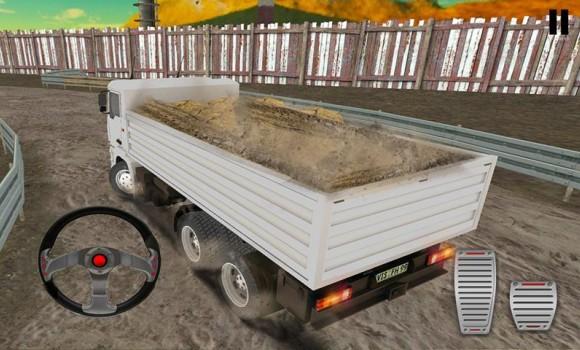 Damperli Kamyon Sürücüsü Sim Ekran Görüntüleri - 4