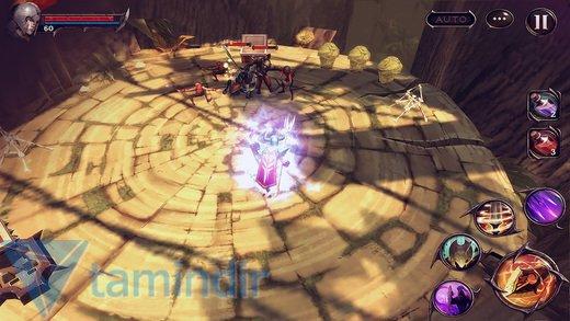 Darkness Reborn Ekran Görüntüleri - 2