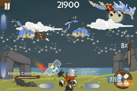 Darn you Dragons! Ekran Görüntüleri - 3
