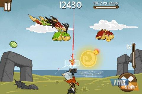 Darn you Dragons! Ekran Görüntüleri - 2