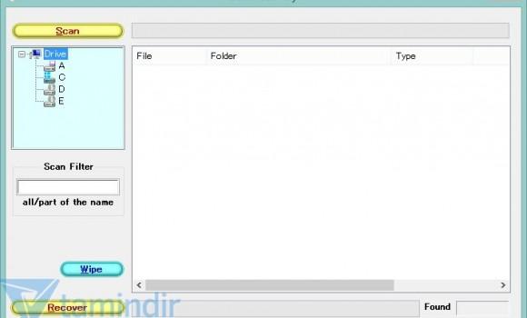 DataRecovery Ekran Görüntüleri - 4
