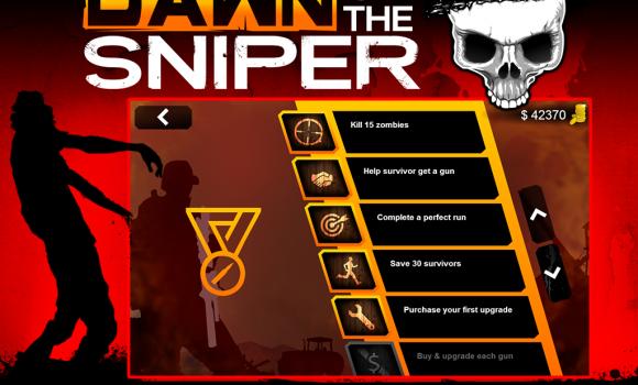 Dawn Of The Sniper Ekran Görüntüleri - 1