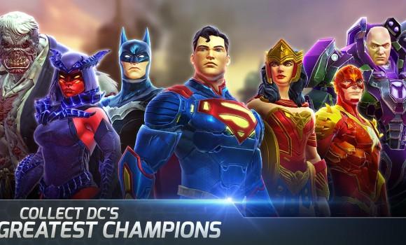 DC Legends Ekran Görüntüleri - 4