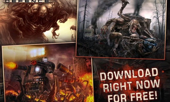 Dead Defence Ekran Görüntüleri - 1