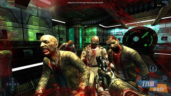 Dead Effect Ekran Görüntüleri - 2