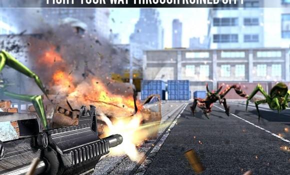 Dead Invaders & Death Strike Ekran Görüntüleri - 6
