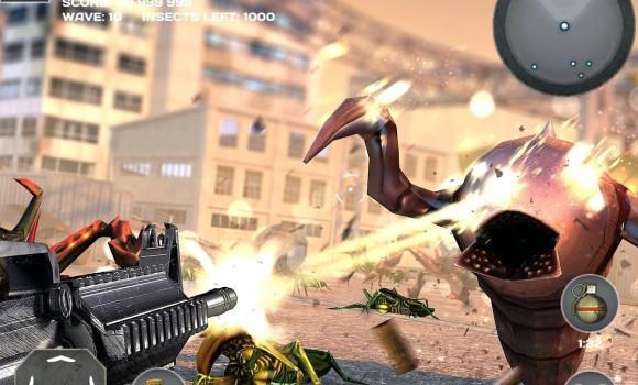 Dead Invaders & Death Strike Ekran Görüntüleri - 5