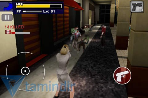 Dead Rising Mobile Ekran Görüntüleri - 4