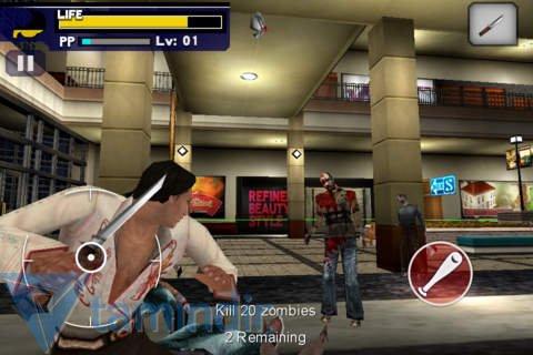 Dead Rising Mobile Ekran Görüntüleri - 3
