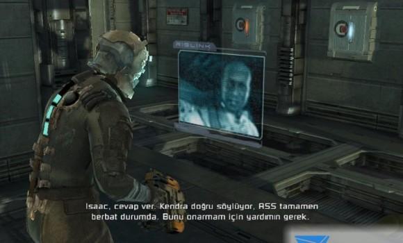 Dead Space Türkçe Yama Ekran Görüntüleri - 2