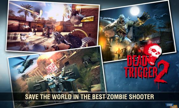 Dead Trigger 2 Ekran Görüntüleri - 4