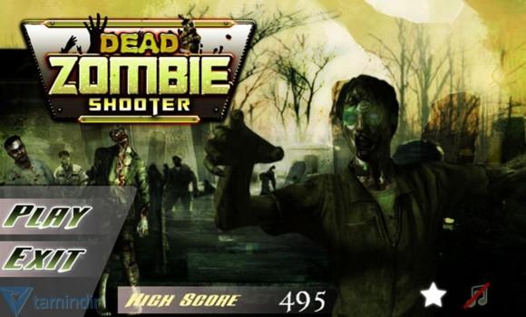 Dead Zombies Shooter Ekran Görüntüleri - 4