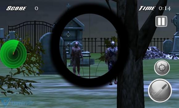 Dead Zombies Shooter Ekran Görüntüleri - 2