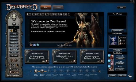 Deadbreed Ekran Görüntüleri - 13