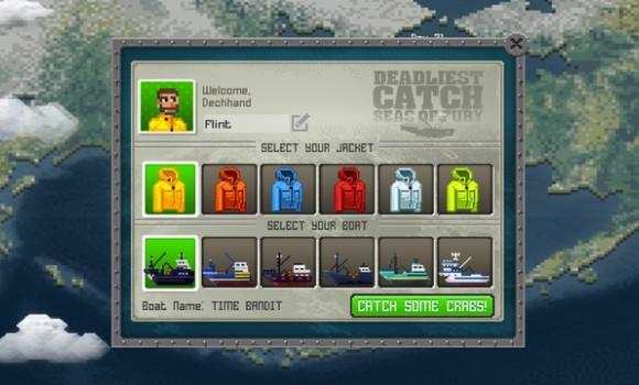 Deadliest Catch: Seas of Fury Ekran Görüntüleri - 2