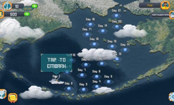 Deadliest Catch: Seas of Fury Ekran Görüntüleri - 1