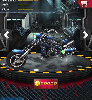 Death Moto 2 Ekran Görüntüleri - 6