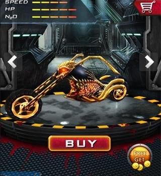 Death Moto 2 Ekran Görüntüleri - 5