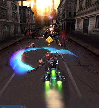 Death Moto 2 Ekran Görüntüleri - 4