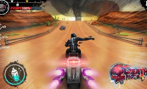 Death Moto 4 Ekran Görüntüleri - 4