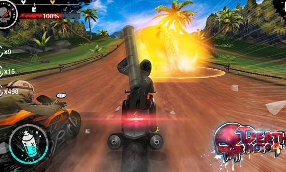 Death Moto 4 Ekran Görüntüleri - 2